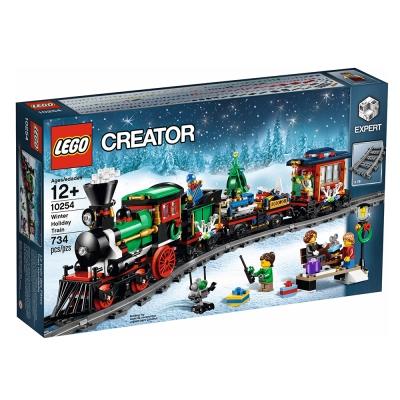LEGO樂高 特別版CREATOR系列 10254 冬季假日火車(12Y+)