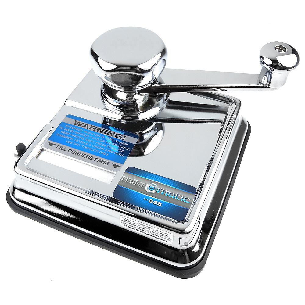 OCB MIKROMATIC 桌上型香煙填充器 法國原裝進口