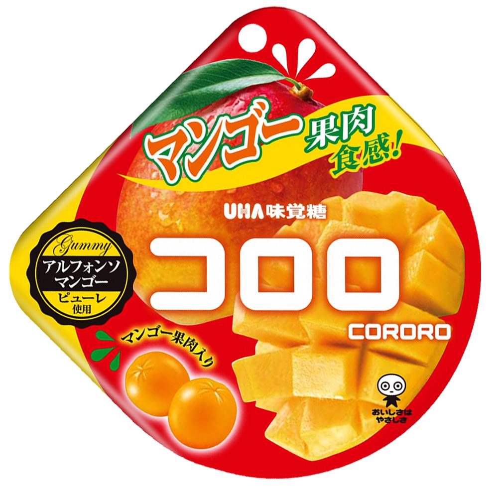 味覺糖 酷露露Q糖-芒果味(40g)