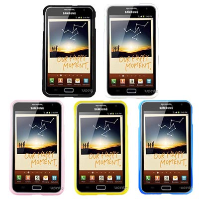 Mercury Samsung I9220 蝶彩簡約手機殼