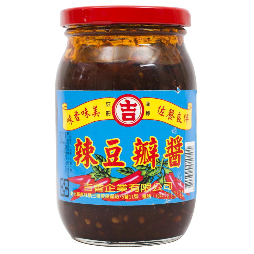 丸吉 復古辣豆瓣醬 600ml