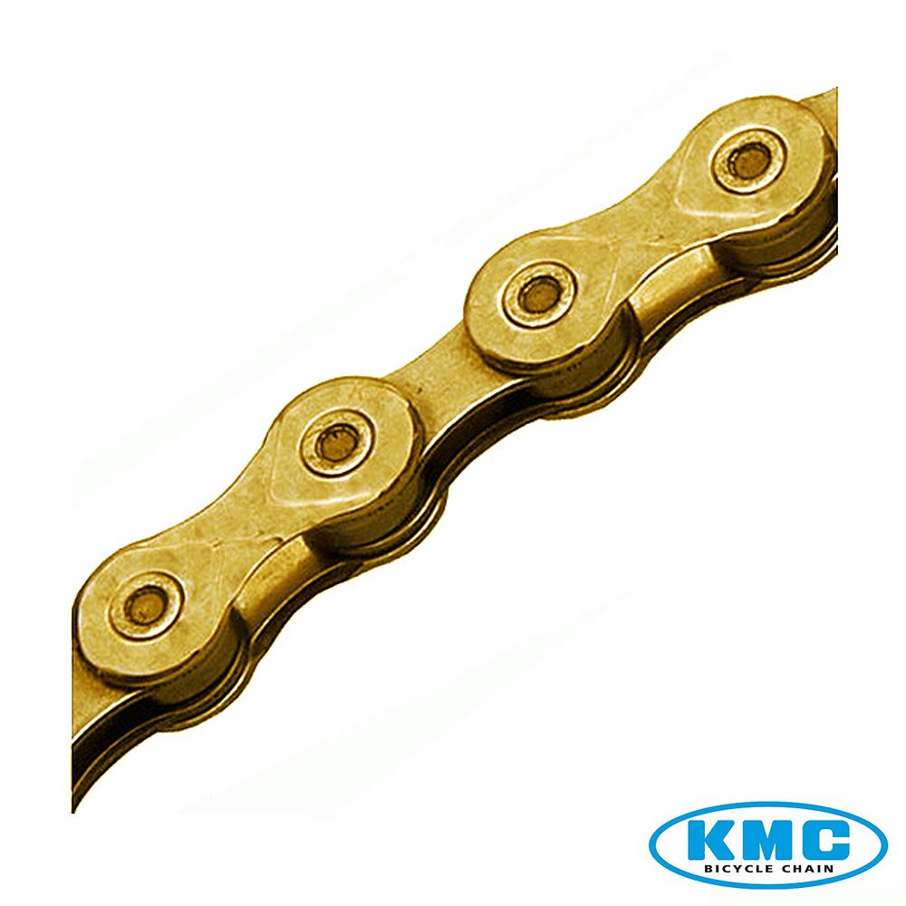 KMC桂盟 X10 鏈條-金