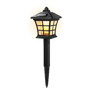 KINYO日式太陽能LED庭園燈GL-6023