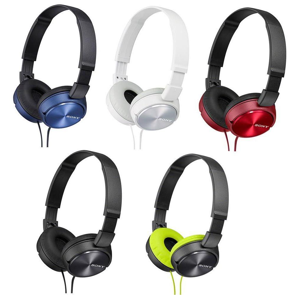 SONY 立體聲耳罩式耳機 MDR-ZX310