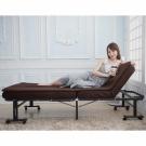 折疊床 免組裝增高型折疊床 附3cm記憶綿水洗床墊 Simple Life