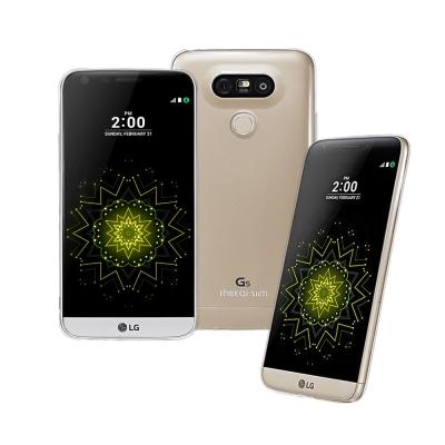 Metal-Slim LG G5 時尚超薄TPU透明軟殼