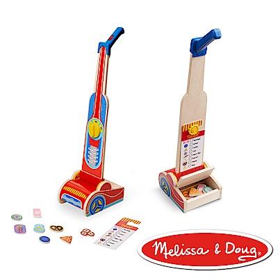 美國瑪莉莎 Melissa & Doug  角色扮演 - 木製吸塵器