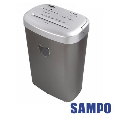 SAMPO 聲寶短碎狀多功能碎紙機 CB-U13121SL