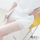 糖罐子-蛋糕層次蕾絲縮腰襯褲(白,黑)