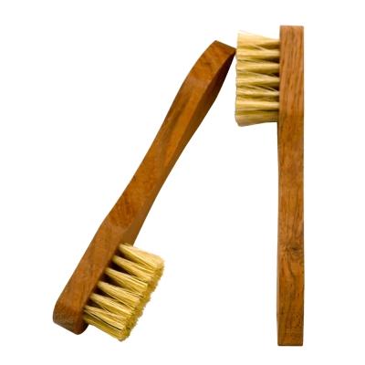 【SAPHIR莎菲爾 - 金質】多用途刷(小)-迷你紅木握把,輕巧好用,可做除塵上蠟或拋光