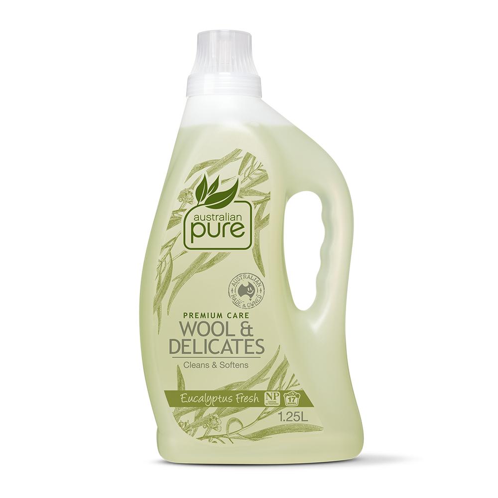 澳洲Natures Organics 天然植粹精緻衣物洗衣精1.25L
