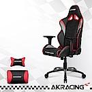 AKRACING超跑電競椅-GT33 Overture-銀紅
