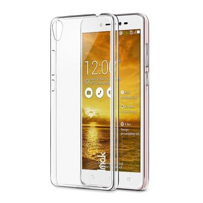 Imak ASUS ZenFone Live ZB501KL 羽翼II水晶保護殼