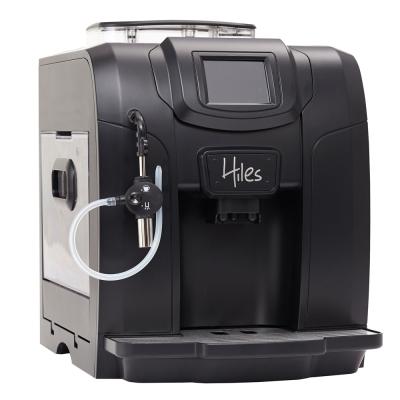 Hiles-精緻型義式全自動咖啡機-HE-700