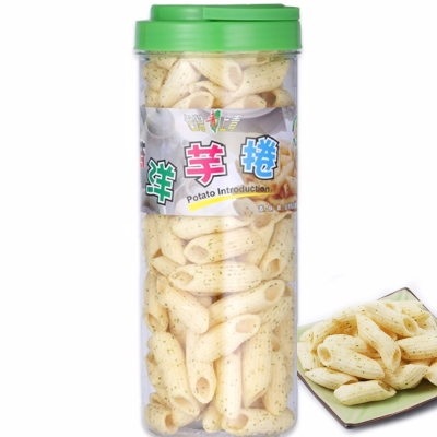 台灣上青 停不來的馬鈴薯洋芋脆捲-海苔(160g)