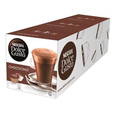 雀巢咖啡 DOLCE GUSTO巧克力歐蕾膠囊
