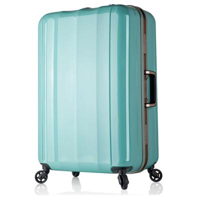 日本 LEGEND WALKER 6702-64-26吋 超輕量旅行箱 薄荷綠