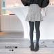 東京著衣-千鳥紋傘擺A字短裙