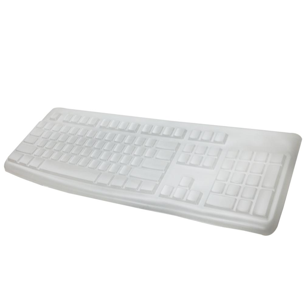 EZstick 羅技 Logitech K120 USB 有線鍵盤 專用 高級TPU鍵盤膜