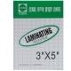 司密特 Schmidt 護貝膠膜 80u 3 x5 (95x135m) (200張/盒) product thumbnail 1