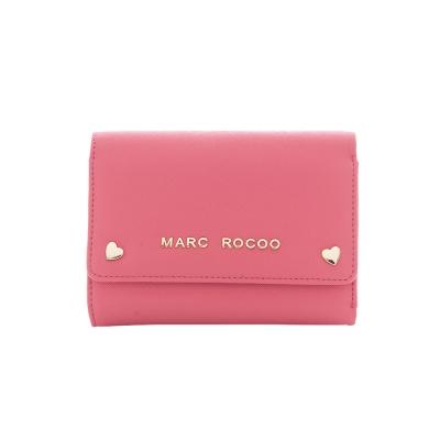 MARC ROCOO-微醺小傾心扣式中夾-302-蜜糖粉