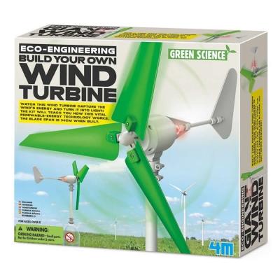 4M科學探索 - 渦輪風力機