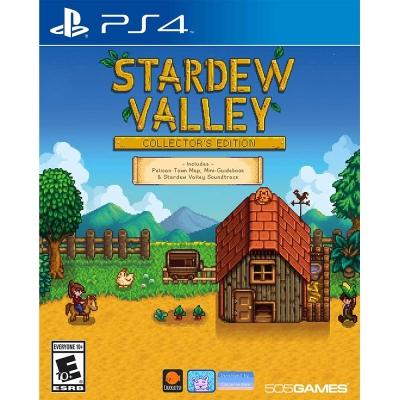 星露谷物語 收藏版 Stardew Valley -PS4 中英文美版