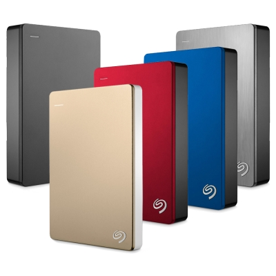 Seagate 4TB Backup Plus 2.5吋行動硬碟