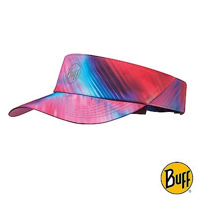 《BUFF》運動頂空帽 粉紅狂想 BF117255-538-10