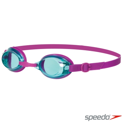 SPEEDO-兒童泳鏡-Jet-紫-藍