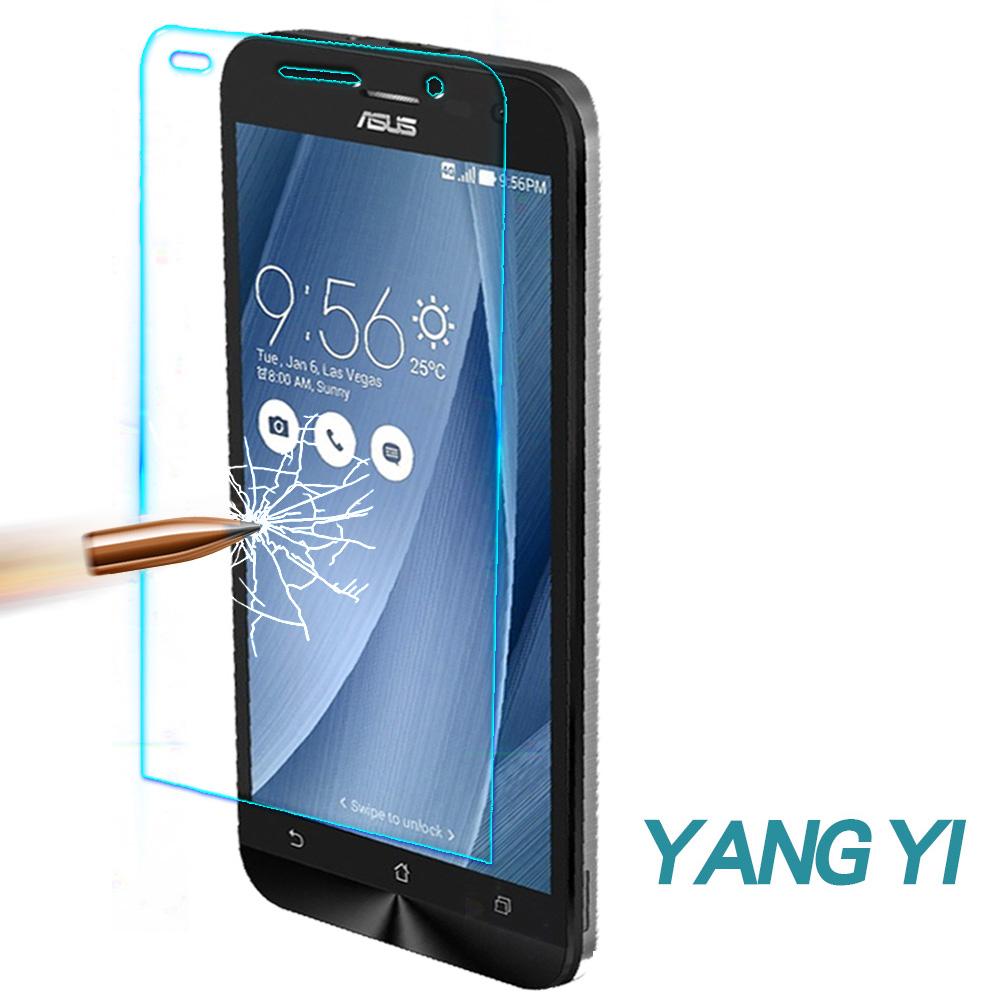 揚邑 ASUS ZenFone 2 Laser ZE601KL鋼化玻璃膜9H防爆抗刮保護貼