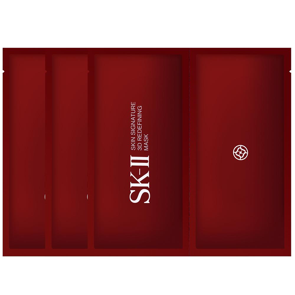 SK-II煥能拉提雙面膜單片x3即期良品