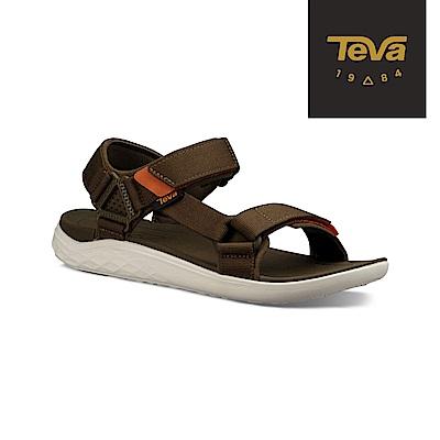 TEVA 美國-男 Terra-Float 2 運動涼鞋 深橄欖綠