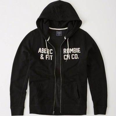 AF a&f Abercrombie & Fitch 外套 黑色 0177