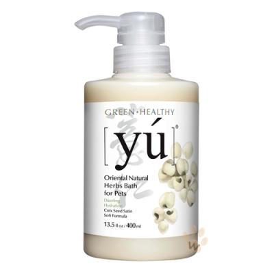 YU 薏仁柔潤配方400ml