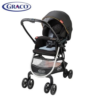【Graco】CITIACE CTS 購物型雙向嬰幼兒手推車 城市商旅(小珍珠)