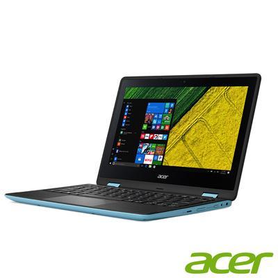 acer SP111-31-C1EJ 11.6吋筆電(N3450/4G/500G/藍)