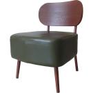 YOI傢俱 亞爾尼餐椅-皮面款 55×57×74cm