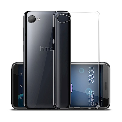 Xmart for HTC Desire12   超薄清柔水晶保護套