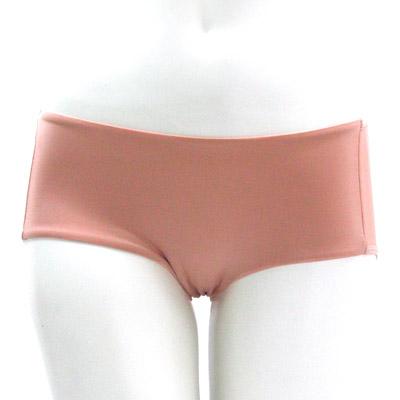 【La Felino】簡約無痕平口褲 (膚橘色)