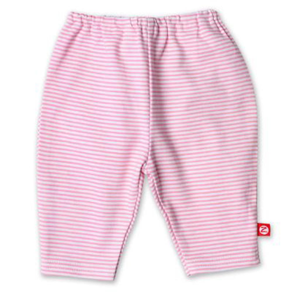 【Zutano】BIB39繽紛糖果粉條紋內搭褲(NB-3m)