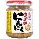 桃屋 千切大蒜調味醬(125g) product thumbnail 1