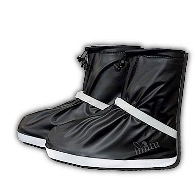 全方位防水雨鞋套-短筒