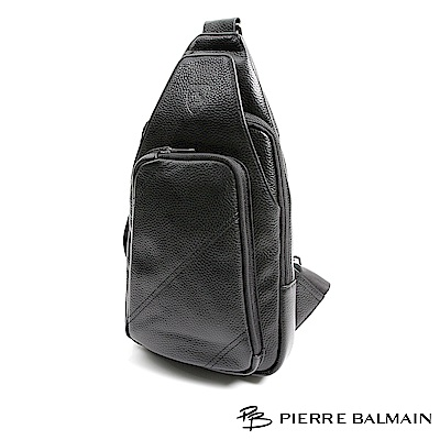 PB皮爾帕門-ROYAL羅亞系列-質感單肩包-BLC