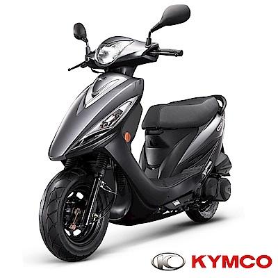(無卡分期-18期)KYMCO光陽機車 GP-125 鼓煞-六期環保(2020年)