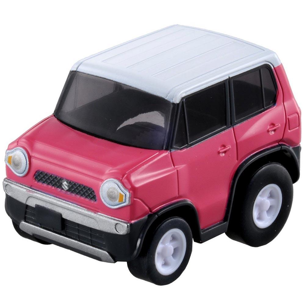 阿Q車迴力版 - QP09 HASTLUR PINK
