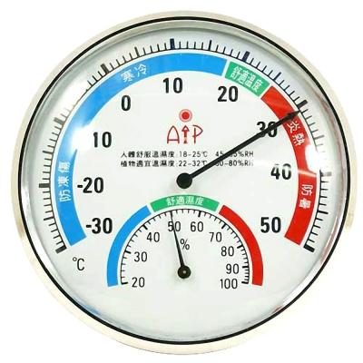 AIP-2101室內/外溫濕度計(大)