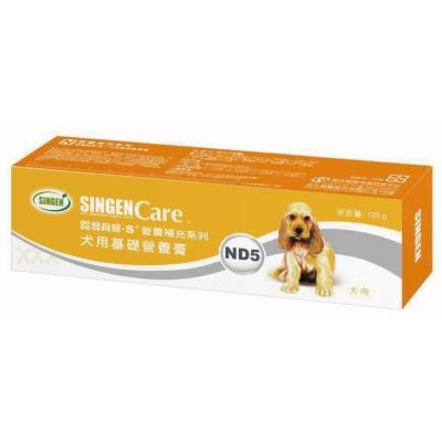 發育寶Care系列-ND5犬用基礎營養膏120g