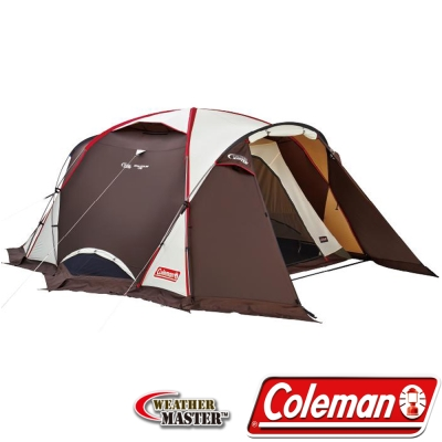 Coleman 27283 氣候達人4S Notos圓頂帳篷/300 公司貨露營透氣帳/寢