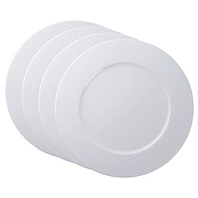 Villeroy&Boch唯寶 Royal系列圓形餐盤30.5cm(四入組)